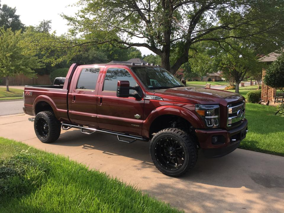 F250 Headache Rack >> Custom Headache Rack Page 2 Diesel Forum Thedieselstop Com